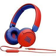 JBL JR310 piros - Fej-/fülhallgató