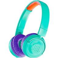JBL JR300BT, kék-zöld - Fej-/Fülhallgató