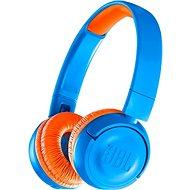 JBL JR300BT, kék - Fej-/Fülhallgató
