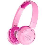JBL JR300BT, rózsaszín - Fej-/Fülhallgató