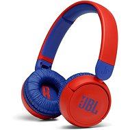 JBL JR310BT piros - Vezeték nélküli fül-/fejhallgató