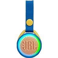 JBL JR POP, kék - Bluetooth hangszóró