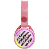 JBL JR POP, rózsaszín - Bluetooth hangszóró