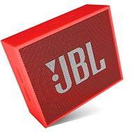 JBL GO - piros - Hangszóró