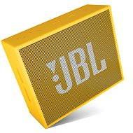 JBL GO - Sárga - Hangszóró