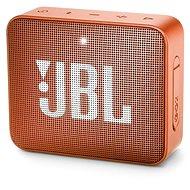 JBL GO 2 narancs - Bluetooth hangszóró