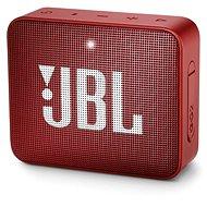 JBL GO 2 piros - Bluetooth hangszóró