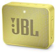 JBL GO 2 sárga