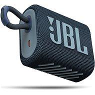JBL GO 3 kék - Bluetooth hangszóró