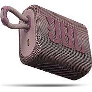 JBL GO 3 rózsaszín - Bluetooth hangszóró