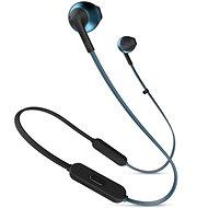 JBL T205 BT kék - Mikrofonos fej-/fülhallgató