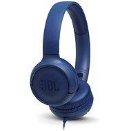 JBL Tune500 kék - Fej-/fülhallgató