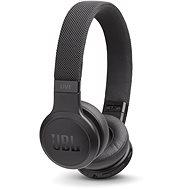 JBL Live400BT fekete - Vezeték nélküli fül-/fejhallgató