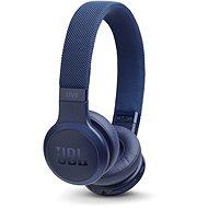 Vezeték nélküli fül-/fejhallgató JBL Live400BT kék