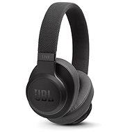 Vezeték nélküli fül-/fejhallgató JBL Live500BT fekete