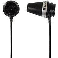 Koss SPARK PLUG fekete (24 hónap garancia) - Fej-/fülhallgató