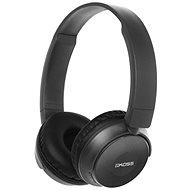 KOSS BT/330i - fekete - Vezeték nélküli fül-/fejhallgató