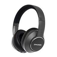 Vezeték nélküli fül-/fejhallgató KOSS BT/740iQZ - fekete