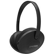 KOSS KPH/7 Wireless - fekete - Vezeték nélküli fül-/fejhallgató
