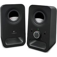 Logitech Speakers Z150 fekete - Hangszóró