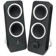 Logitech Multimedia Speakers Z200 fekete - Hangfal