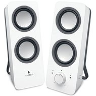 Logitech Multimedia Speakers Z200 fehér - Hangfal