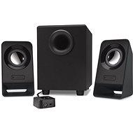 Logitech Multimedia Speakers Z213 fekete - Hangszóró