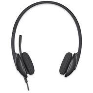 Logitech USB Headset H340 - Fej-/fülhallgató
