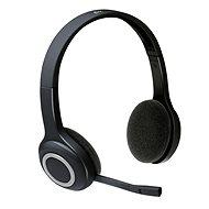 Logitech Wireless Headset H600 - Mikrofonos fej- fülhallgató 66114f7d24