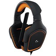 Logitech G231 Prodigy - Mikrofonos fej-/fülhallgató