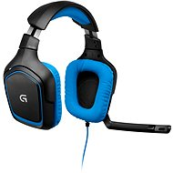 Logitech G430 Surround Sound Gaming Headset - Gamer fejhallgató