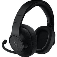 Logitech G433 Surround Sound Gaming Headset Fekete - Gamer fejhallgató