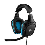 Logitech G432 - Gamer fejhallgató