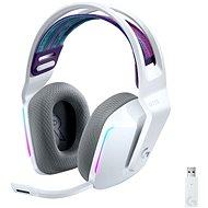 Logitech G733 LIGHTSPEED Wireless RGB Gaming Headset WHITE - Gamer fejhallgató