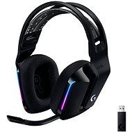 Logitech G733 LIGHTSPEED Wireless RGB Gaming Headset BLACK - Gamer fejhallgató