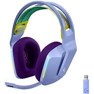 Logitech G733 LIGHTSPEED Wireless RGB Gaming Headset LILAC - Gamer fejhallgató