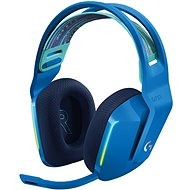 Logitech G733 LIGHTSPEED Wireless RGB Gaming Headset BLUE - Gamer fejhallgató