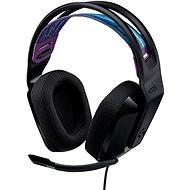 Logitech G335 Black - Gamer fejhallgató