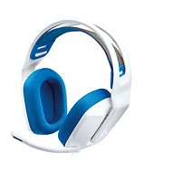 Logitech G335 White - Gamer fejhallgató