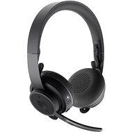 Logitech Zone Wireless MS Teams - Vezeték nélküli fül-/fejhallgató