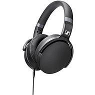 Sennheiser HD 4.30G fekete - Fej-/Fülhallgató