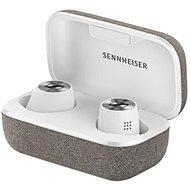 Sennheiser MOMENTUM True Wireless 2 white - Vezeték nélküli fül-/fejhallgató