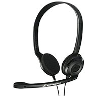 Sennheiser PC 3 chat - Fej-/fülhallgató