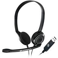 Sennheiser PC 8 USB - Mikrofonos fej-/fülhallgató