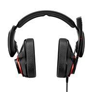 Sennheiser GSP 600 - Mikrofonos fej-/fülhallgató