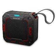 Sencor SSS 1050 piros - Bluetooth hangszóró