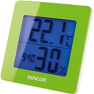 Sencor SWS 1500 GN - Időjárás állomás