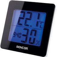 Sencor SWS 1500 B - Időjárás állomás