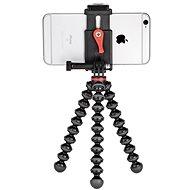JOBY GripTight Action Kit fekete/szürke/piros - Mini állvány