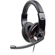 Gembird MHS-001 - Gamer fejhallgató